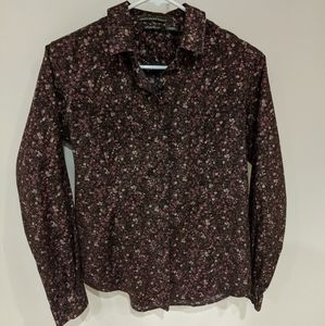 Eddie Bauer button up shiry